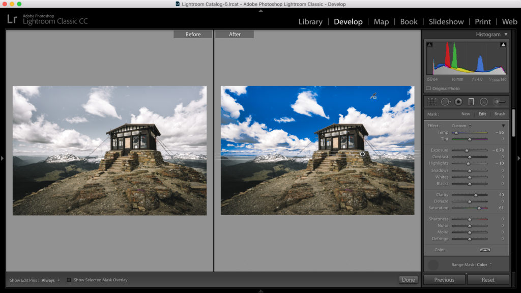 Adobe Photoshop Lightroom CC windows