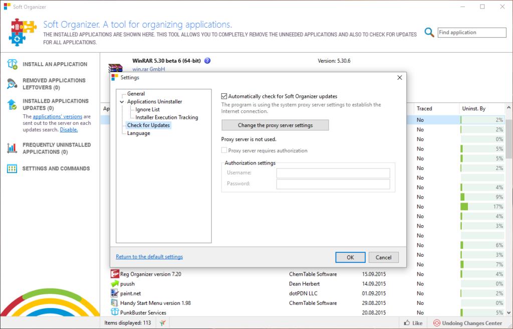 Soft Organizer Pro windows