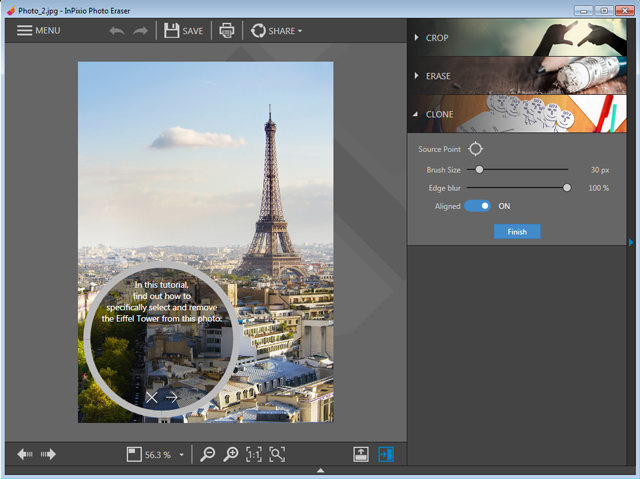 Avanquest InPixio Photo Clip Professional latest version