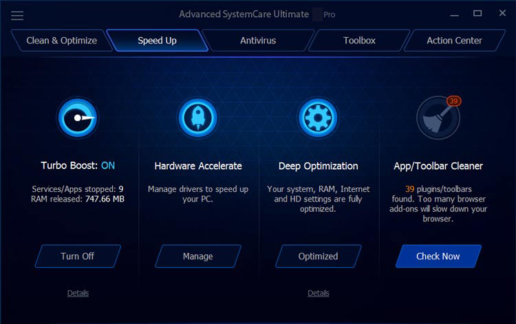 advanced systemcare latest version free download