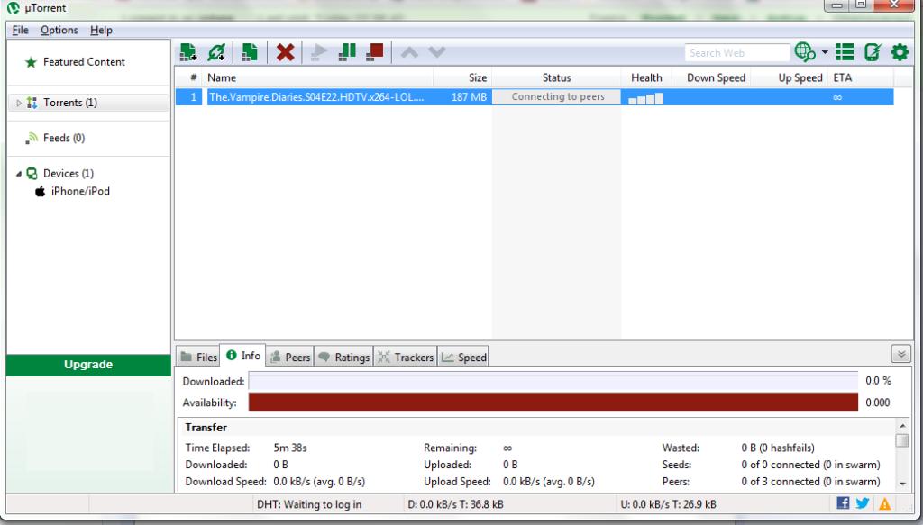 µTorrent PRO windows