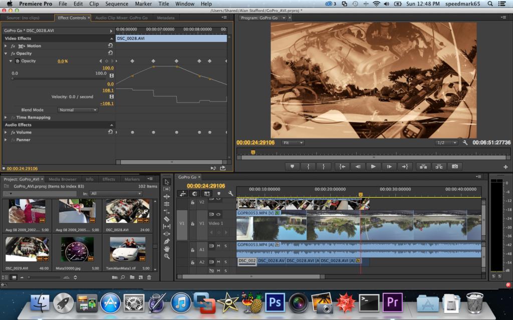 Adobe Premiere Pro CC windows