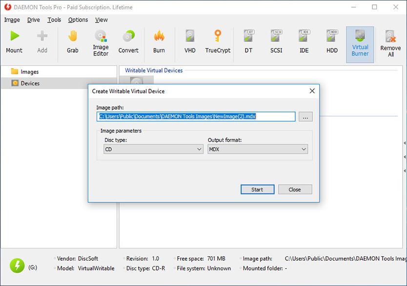 DAEMON Tools Pro latest version