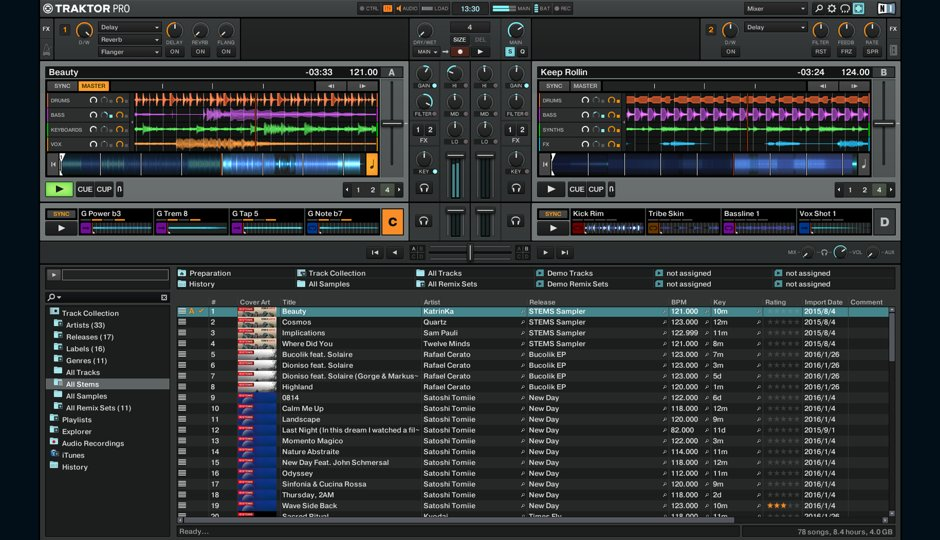 Traktor Pro latest version