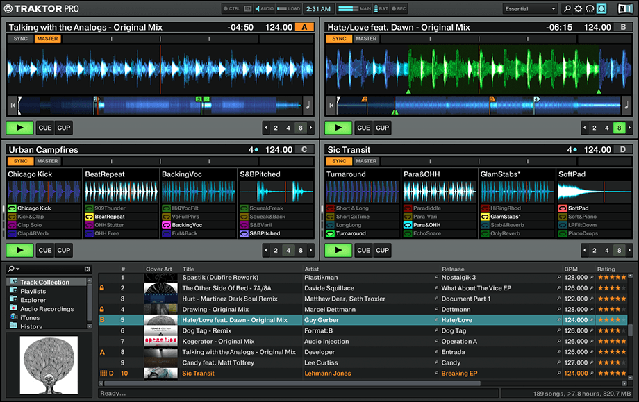 Traktor Pro windows