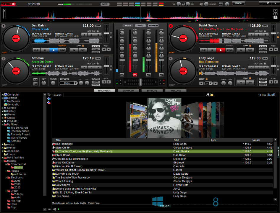 VirtualDJ PRO latest version