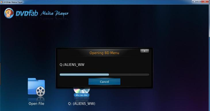 DVDFab Media Player Pro windows