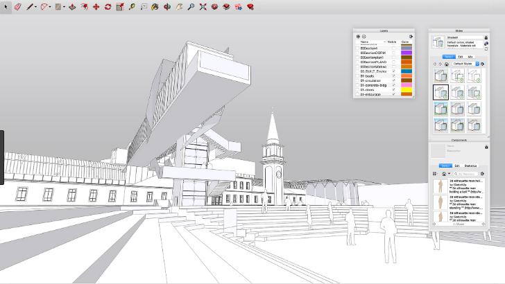 Google SketchUp Pro latest version