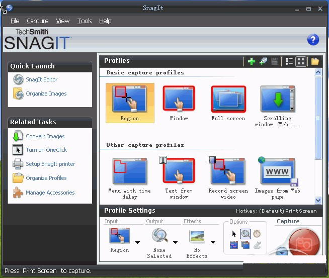 TechSmith Snagit windows