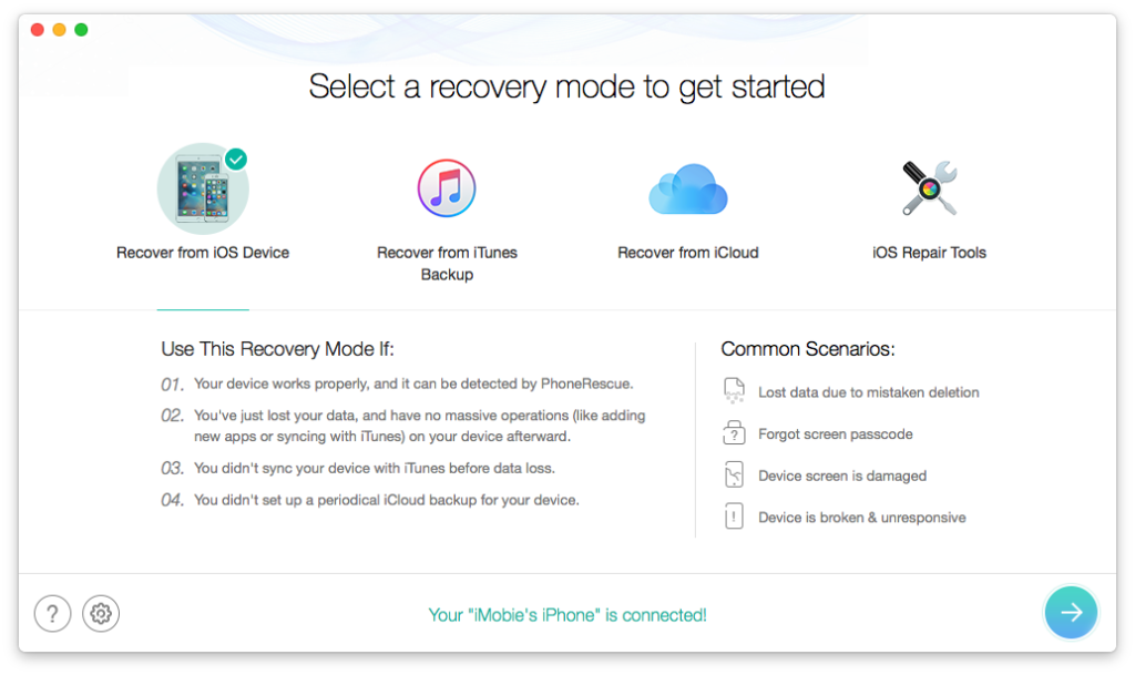 PhoneRescue latest version
