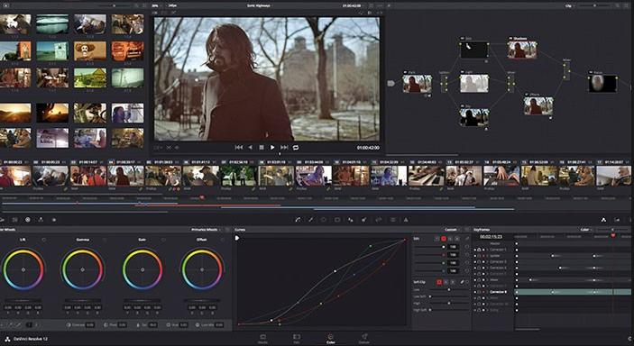 DaVinci Resolve Studio latest version