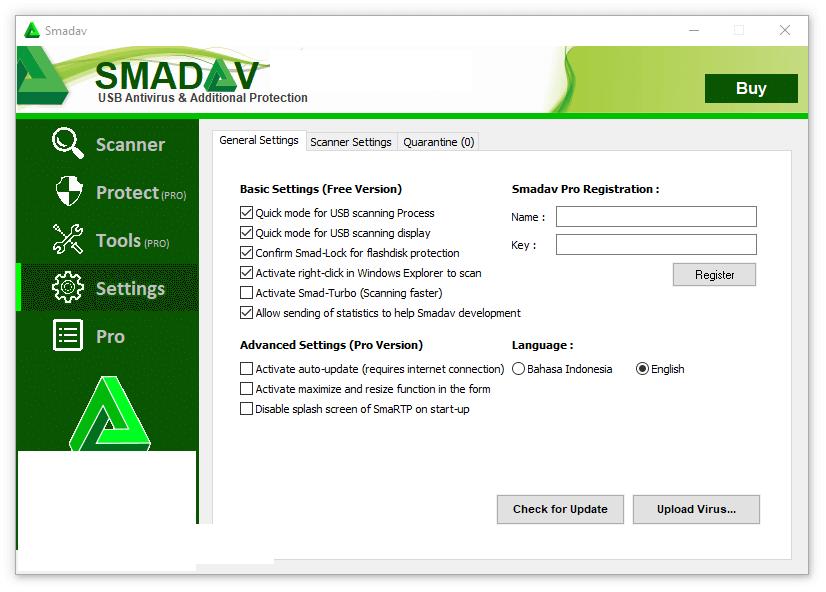 Smadav Pro latest version