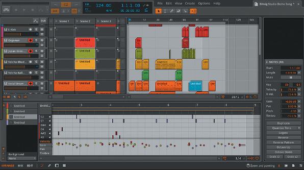 Bitwig Studio latset version