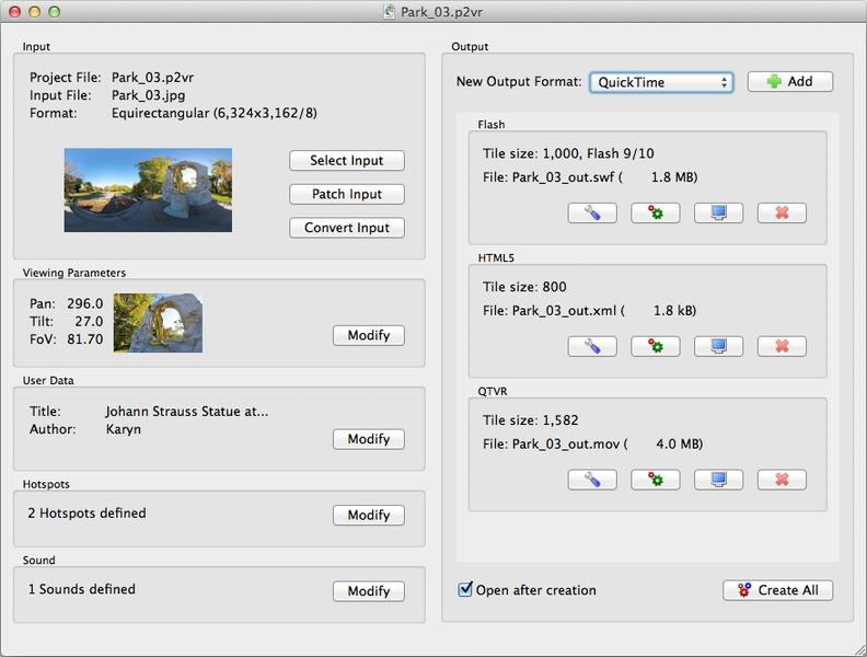 Pano2VR Pro latest version