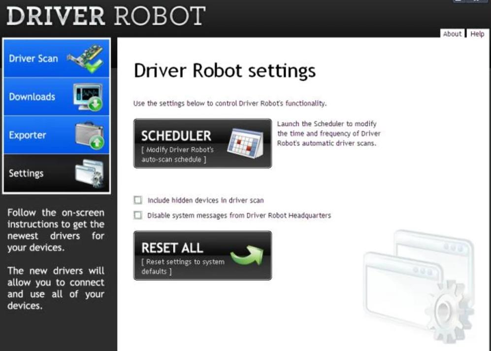 Driver Robot latest version