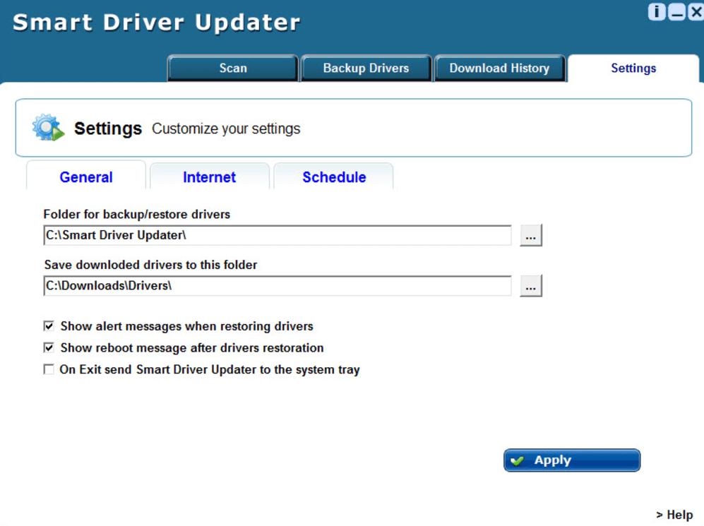 Smart Driver Updater latest version