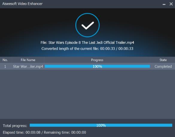 Aiseesoft Video Enhancer windows