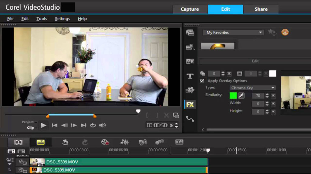 Corel VideoStudio Pro latest version