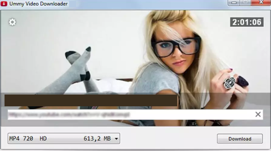 Ummy Video Downloader windows