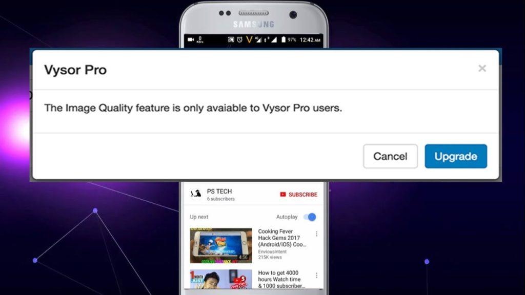 Vysor Pro latest version