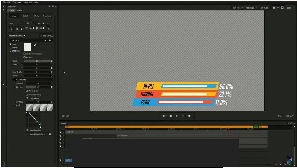 NewBlueFX Titler Pro latest vesion