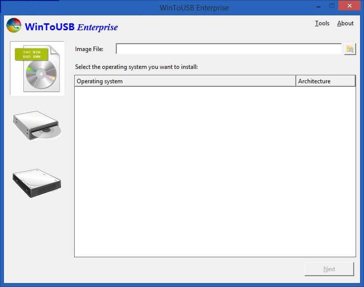 WinToUSB Enterprise latest version