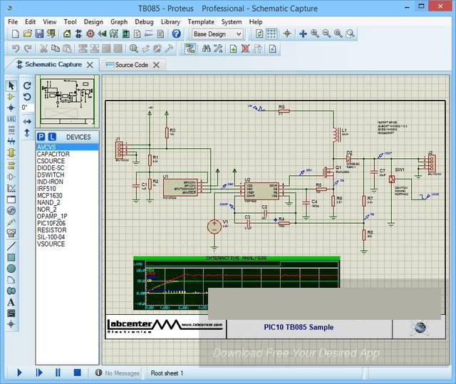 Proteus SP2 Professional windows