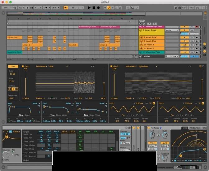 Ableton Live Suite latest vrsion