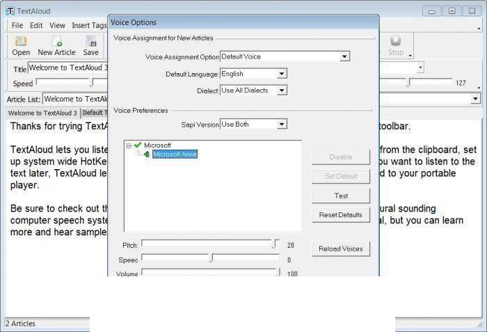 NextUp TextAloud latest version