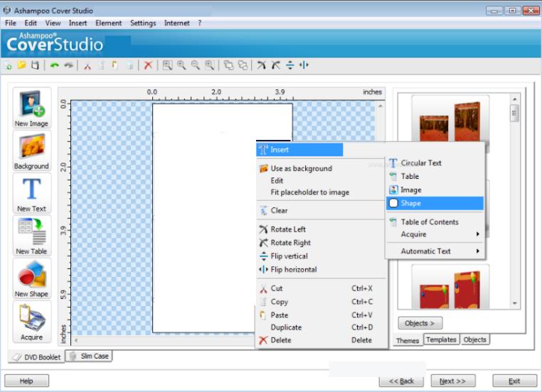 Ashampoo Cover Studio windows