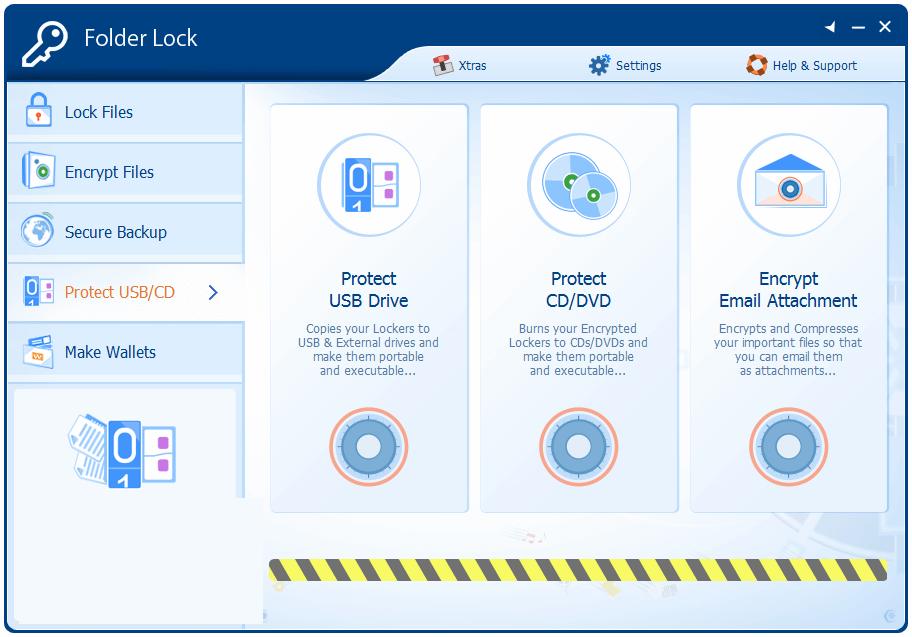 Folder Lock latest version