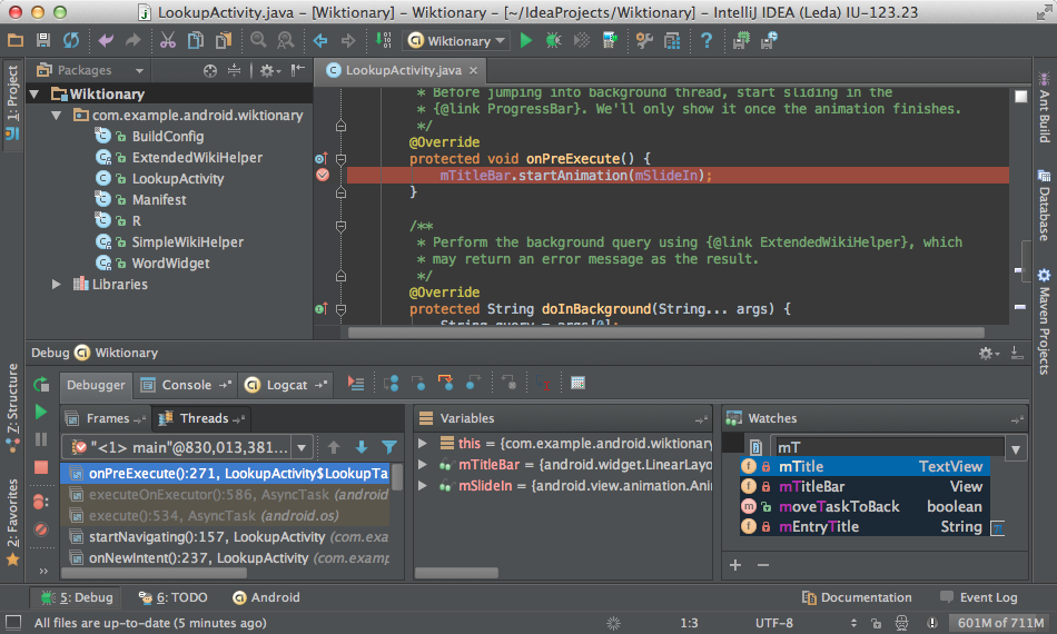 JetBrains IntelliJ IDEA latest version
