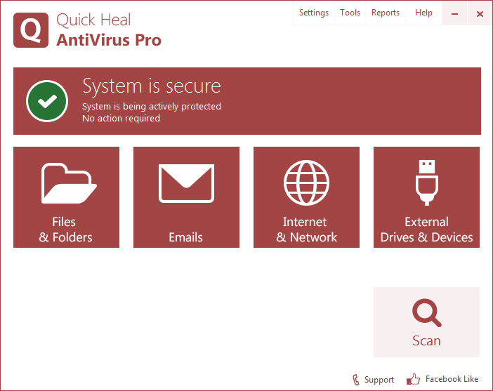 Quick Heal Antivirus Pro latest version