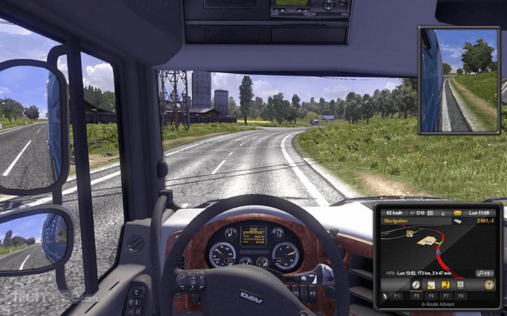 Euro Truck Simulator latest version