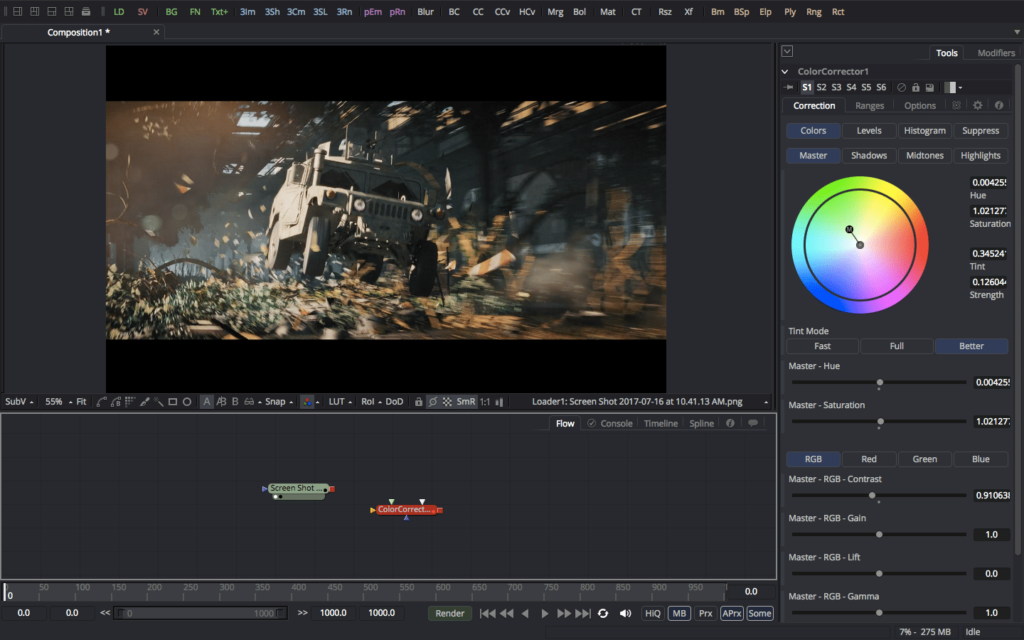 Fusion Studio latest version