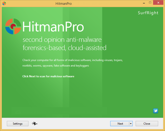 Hitman Pro windows
