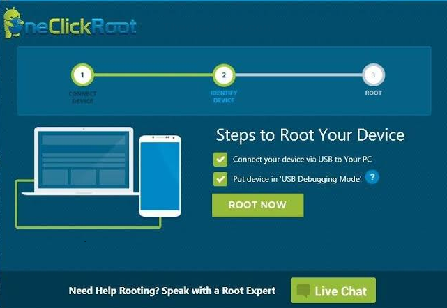 One Click Root latest version