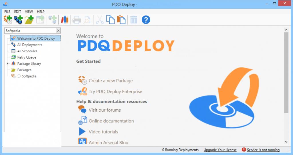 PDQ Deploy windows