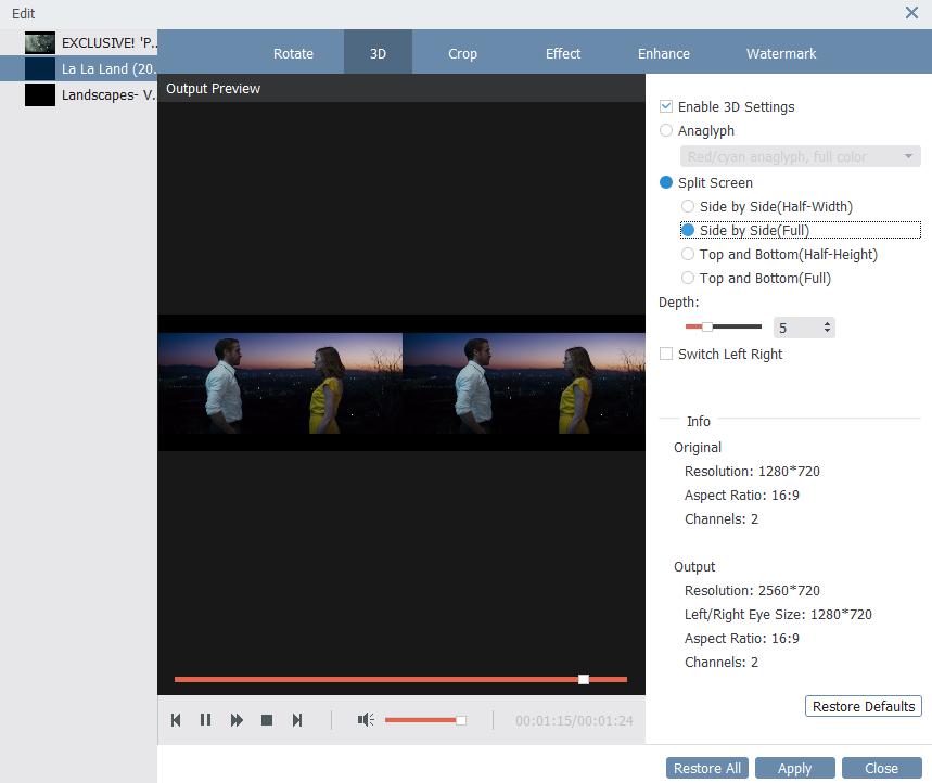 VideoSolo Video Converter Ultimate windows
